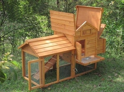 High quality chicken coop with inside nesting box for Cheap chicken pens for sale