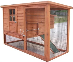 High Quality Chicken Coop House with 4 Internal Perches