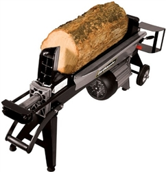 Compact Electric Log Splitter
