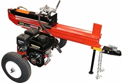 Cradled Beam Log Splitter