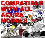 Brand New Complete Acura High Performance Turbo / Charger Universal Kit (Gain 200+ H.P. - Complete Kit)