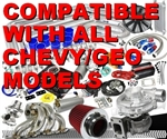Brand New Total High Performance Chevy/Geo Turbo / Charger Universal Kit (Gain 200+ H.P. - Complete Kit)