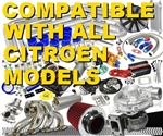 Complete Citroen High Performance Turbo / Charger Universal Kit (Gain 200+ H.P. - Complete Kit)