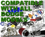 Awesome Complete Dodge High Performance Turbo / Charger Universal Kit (Gain 200+ H.P. - Complete Kit)