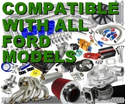 Brand New Amazing High Performance Ford Turbo / Charger Universal Kit (Gain 200+ H.P. - Complete Kit)