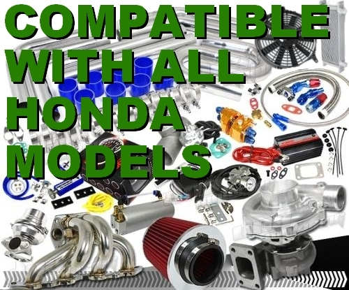 Total High Performance Honda Turbo / Charger Universal Kit (Gain 20...
