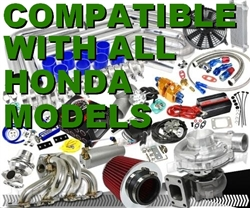 Brand New Total High Performance Honda Turbo / Charger Universal Kit (Gain 200+ H.P. - Complete Kit)