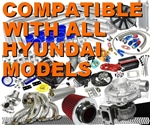 Brand New Super High Performance Hyundai Turbo / Charger Universal Kit (Gain 200+ H.P. - Complete Kit)
