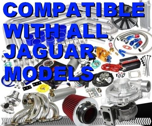 Complete Jaguar High Performance Turbo / Charger Universal Kit (Gai...
