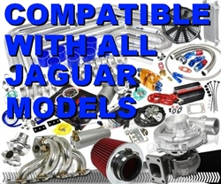 Complete Jaguar High Performance Turbo / Charger Universal Kit (Gain 200+ H.P. - Complete Kit)