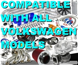 Brand New Quality High Performance Volkswagen Turbo / Charger Universal Kit (Gain 200+ H.P. - Complete Kit)