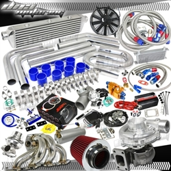 Complete High Performance Turbo/Charger Universal Kit