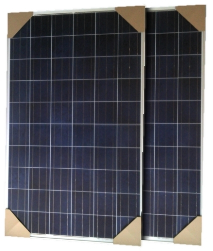 280 Watt Solar Panel - 2 Panels, 560 Total Watts