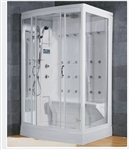 Deluxe Steam Shower System