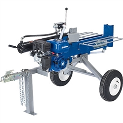 Dual Function Vertical Horizontal Log Splitter