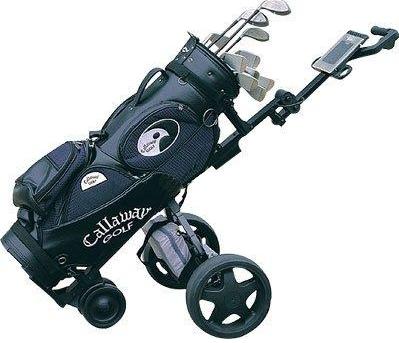 Electric Motorized Golf Cart Trolley Caddy