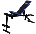 Adjustable Multi-Use Multi-Position Dumbbell Chair Workout Bench