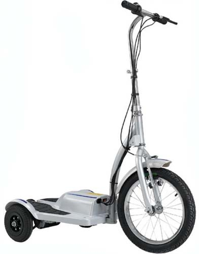 Compact Triple Seg Scooter