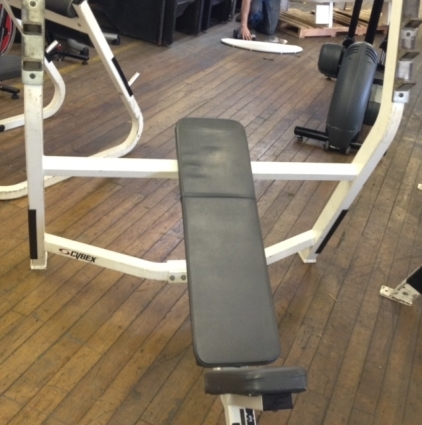 Refurbished Cybex Olympic Incline Bench