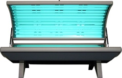 Introducing The Elite 18 Tanning Bed