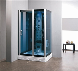 Enclosed Steam Shower System