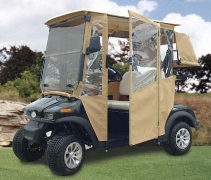 Brand New Vinyl Fairplay Eve Golf Cart Enclosure