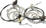 High Quality Formula 4 Racing Hydraulic Disc Pair Brakeset