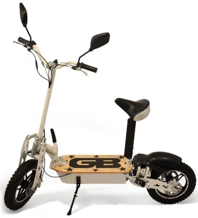 Stand Up Electric Scooter >> Brand New Caribou Stand Up Sit Down 1000 Watt Electric Scooter