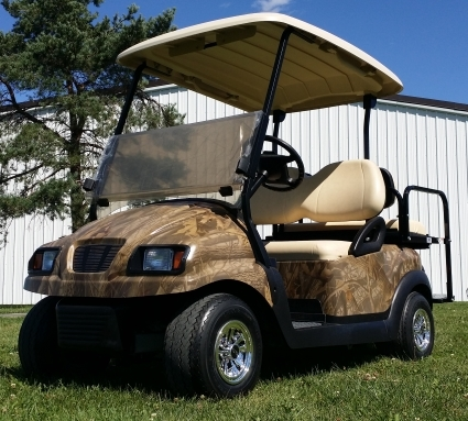 club car electric golf cart serial number lookup