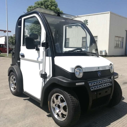 Cazador Two Passenger Electric Lsv Street Legal Low Speed