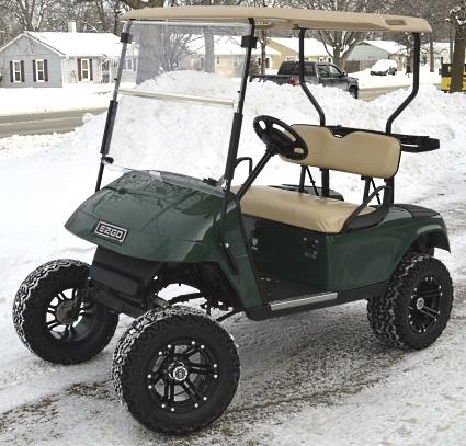 Ez Go 36v Electric Lifted Golf Cart - Grhopper Edition With ... Custom Rims For Ez Go Golf Carts on custom electric golf carts, custom lifted golf carts, custom golf carts california, tricked out custom golf carts, ezgo golf carts, electric club car golf carts,
