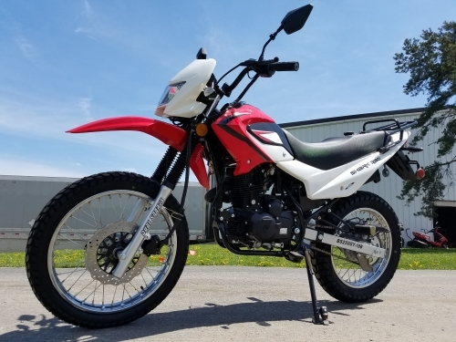 hawk 3 250cc enduro dirt bike 5 speed manual with. Black Bedroom Furniture Sets. Home Design Ideas
