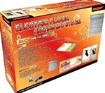 Electric Floor Heating System -35 Square Feet With Mat