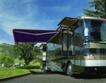 High Quality Blue 13' x 8' RV Retractable Patio Awning Canopy