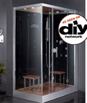 Glass Steam Shower System