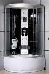 Steam Shower Room w/ Radio, Back Massage & Foot Massage