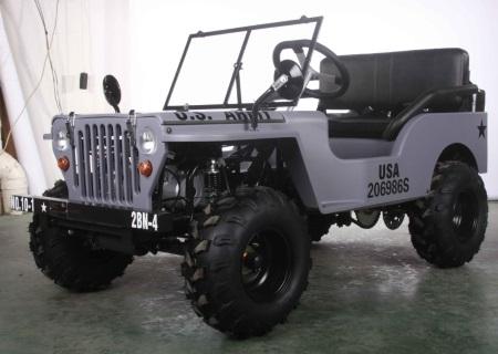 brand new 125cc jeep off road vehicle. Black Bedroom Furniture Sets. Home Design Ideas