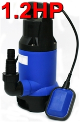 1.2 HP Submersible Pond Water Sump Pump