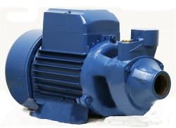 Aluminum 1 HP Electric Centrifugal Bio Diesel Water Pump