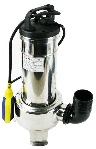 Stainless Water Pump : Hp w stainless steel sewage water sump pump