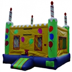 Commercial Grade Inflatable Birthday Jumper Bouncer Bouncy House