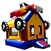 Commercial Grade Inflatable Monster Truck Bouncer Bouncy House
