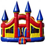 Commercial Grade Inflatable Toddler Obstacle Course