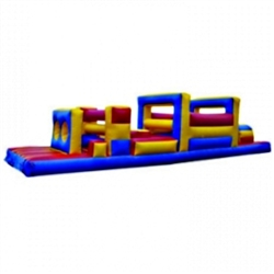 Commercial Grade Inflatable Mini Obstacle Course