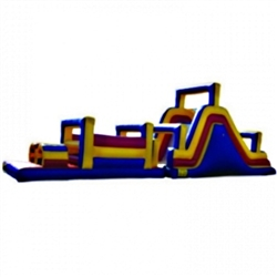 Commercial Grade Inflatable Super Obstacle Course