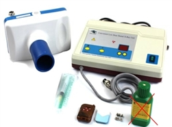 Digital Dental X-Ray Machine System