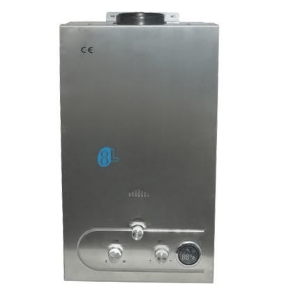 8l liquid propane gas tankless water heater 1 bathroom for 1 bathroom tankless water heater