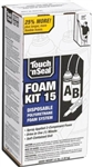 Brand New Sealing Closed Cell Spray Foam Insulation Kit 15 BF