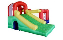 Multiple Activity Inflatable 7 In 1 Castle Bouncer at Sears.com
