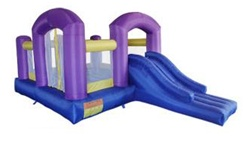 Huge Multiple Activity Inflatable 5 in 1 Castle Bouncer at Sears.com